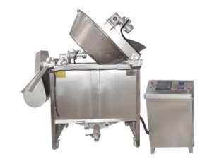 电加热全自动搅拌油炸锅