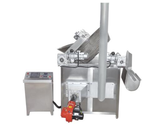 燃气/柴油加热全自动搅拌油炸锅
