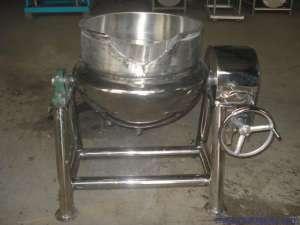食品蒸煮锅