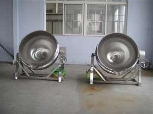 蒸汽夹层锅2